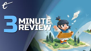Carto   Review in 3 Minutes (Video Game Video Review)