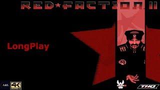 Red Faction II - LongPlay [4K: 60FPS]
