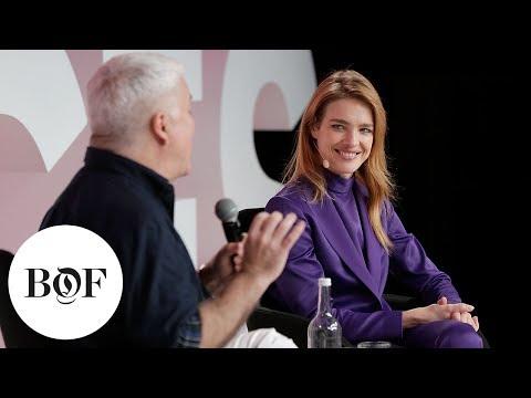 Fashion & Philanthropy | Natalia Vodianova with Tim Blanks | #BoFVOICES 2017