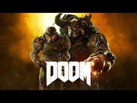 Фильм DOOM (2016) [1080p, 60FPS] (DOOM 4 полный игрофильм, весь сюжет)