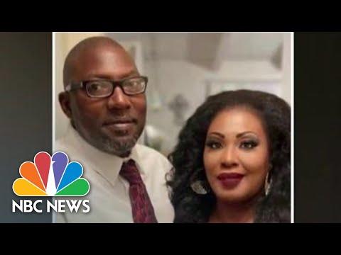 Texas Police Officer Fatally Shoots Unarmed Black Man In His Yard | NBC Nightly News