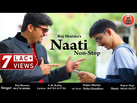 New DJ Pahari Naati Non-Stop 2017 By Raj Sharma | Music HunterZ