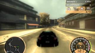 Need For Speed: Most Wanted  - New Divide