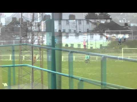 Haringey & Waltham Development 1-2 Barkingside.  Essex Senior League.  Wed24Apr2013