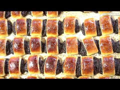 Chocolate Rugelach in Jerusalem