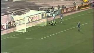 ЛЧ 1999/2000. Лацио Рим - Динамо Киев 2-1 (22.09.1999)