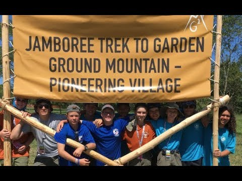 Pioneering Village: 2017 National Scout Jamboree
