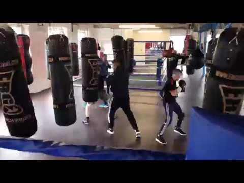 RABC Saturday Morning Boxers Session