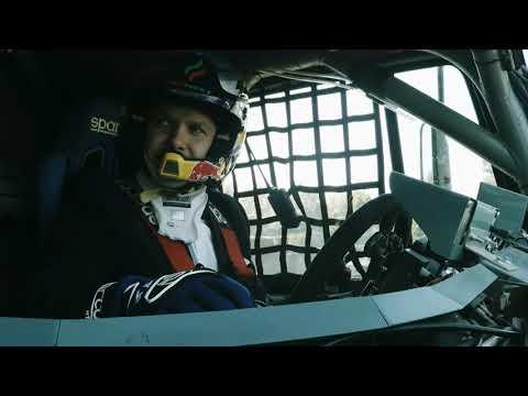 КАМАЗ попытался обогнать Lamborgnini, на фестивале скорости в Англии