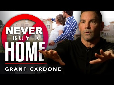 INVEST YOUR MONEY IN YOURSELF AND NOT IN A HOME - Grant Cardone | London Real