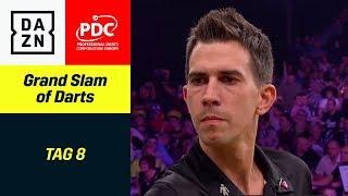 Knackt Unterbuchner auch Anderson? | Grand Slam of Darts | Highlights DAZN
