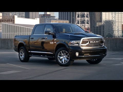 2017 Dodge 1500 >> 2018 Ram 1500 Limited | Product Features - YouTube