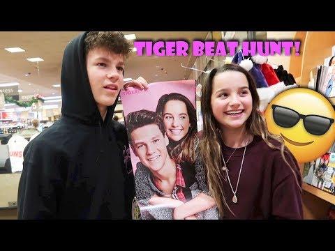 Tiger Beat Hunt 😎 (WK 362.7) | Bratayley