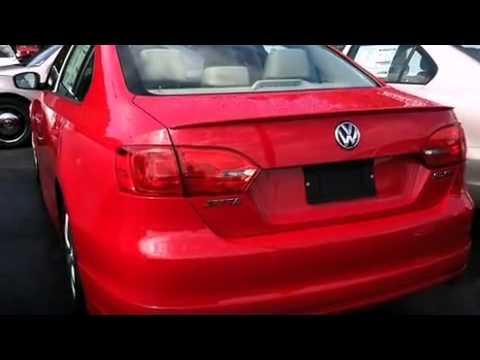 2012 Volkswagen Jetta 2.5L SE w/Conv. & Sunroof/PZEV - YouTube