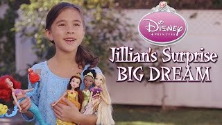 Disney Princess - Jillians Surprise Big Dream
