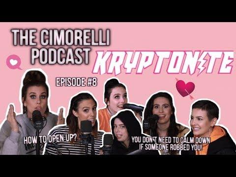 "The Cimorelli Podcast | Season 1 Episode 8 ""Kryptonite"""