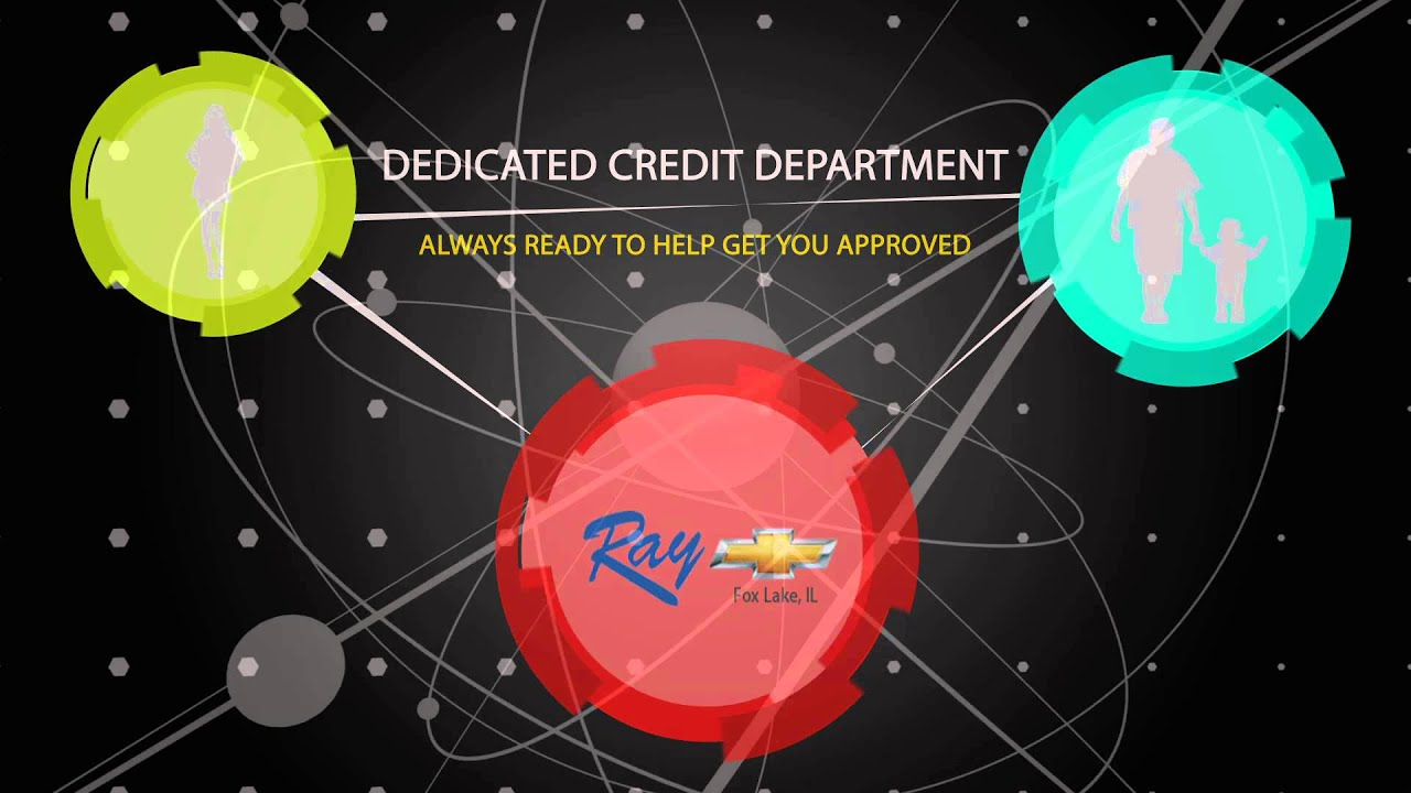 Ray Chevrolet Of Fox Lake   Know Your Credit Options