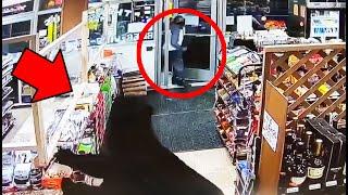 Weird Happenings Caught On CCTV Video Camera!
