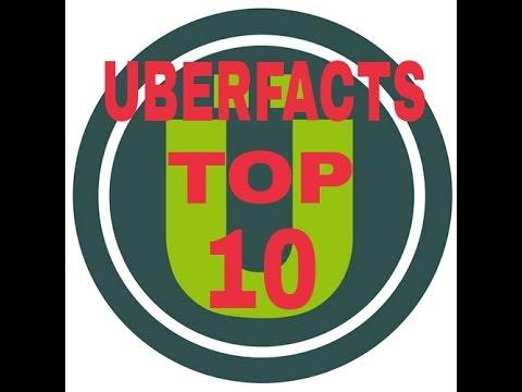 UberFacts Top 10