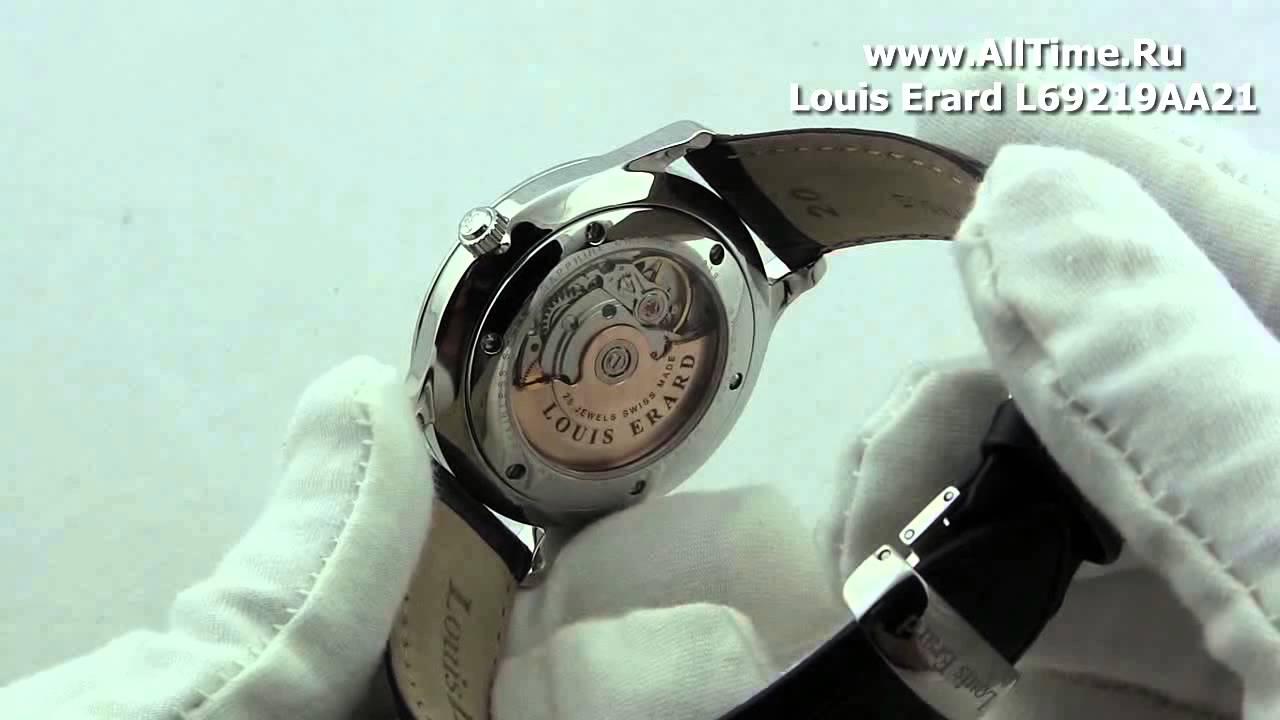 Мужские часы Louis Erard L47207AA23 Мужские часы Seiko SNAF67P1