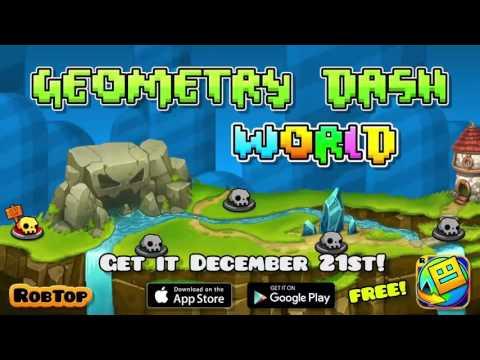 Geometry Dash World!
