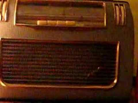 Radio Philips Annette