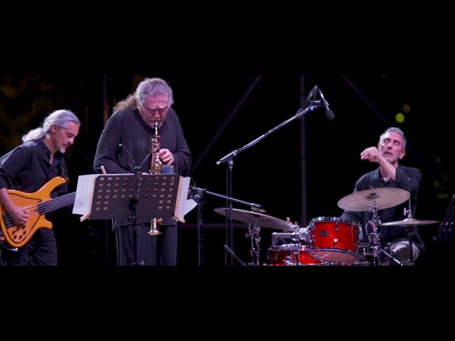 DUENDE (Ralph Towner) - Javier Girotto & Aires Tango - Live at Casa del Jazz Roma 30 july 2019
