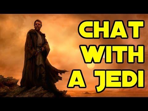 SWGEmuEdu - Ep.188 - Chat with a Jedi [feat. ViT]