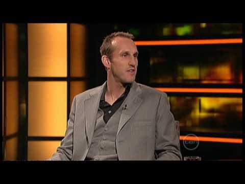 Mark Schwarzer interview on ROVE (Australia)