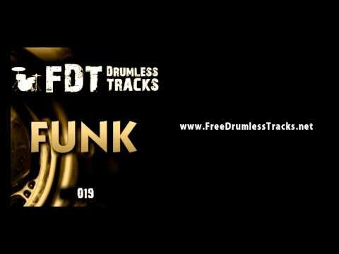 FREE Drumless Tracks: Funk 019 (www.FreeDrumlessTracks.net)