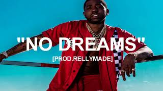 free no dreams yfn lucci x yung bleu x lil durk type beat prodrellymade