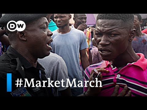 """Stop touching us"": Nigerian Women fight Gropers 