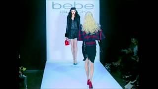 bebe tv fall 2012 runway show new york fashion week