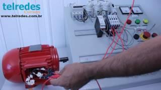 Ligação de Motor Elétrico Trifásico de 6 Pontas em Estrela