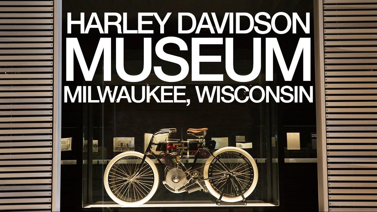harley davidson museum - milwaukee wisconsin - youtube