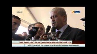 الوزيرالأول عبد المالك سلال : الحكومة متضامنة فيما بينها ولا توجد خلافات بين أعضاء الجهاز التنفيذي