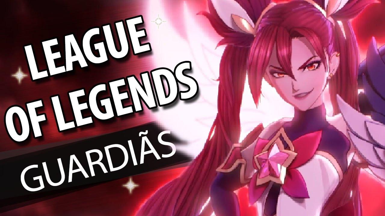 """LEAGUE OF LEGENDS Guardiãs Estelares: """"Burning Bright"""" (Em PORTUGUÊS) #1"""