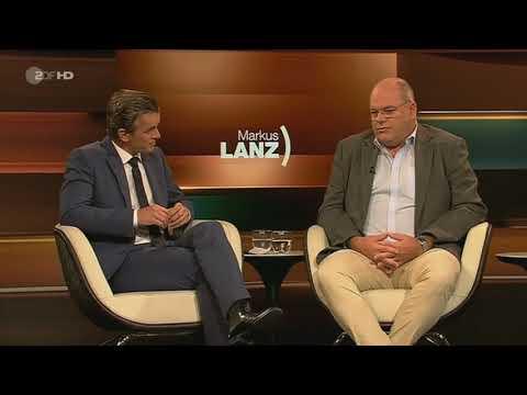 Markus Lanz 29 August 2017 mit Walter Kohl (Sohn von Helmut Kohl)