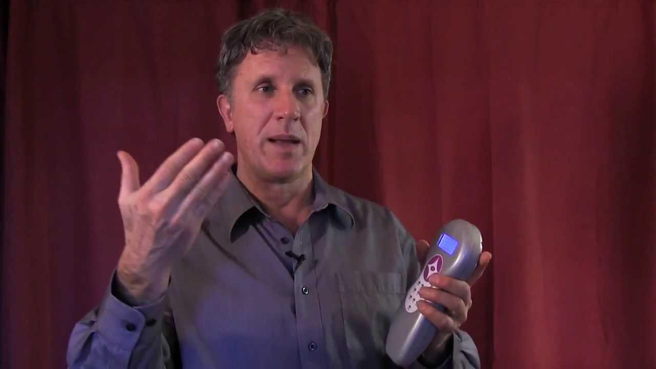 Scalar Wave Laser Videos   Cascade Health Consulting