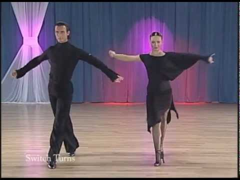 International Latin Figures - Rumba HQ Ballroom Dance DVD