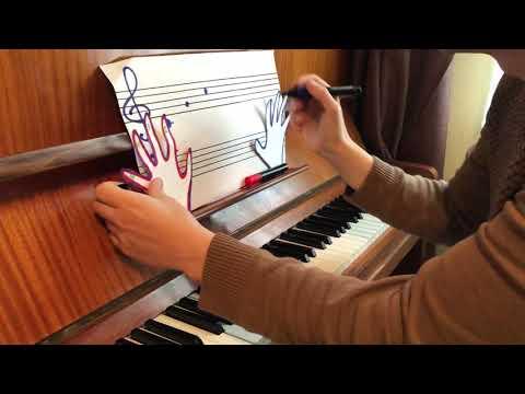 Уроки пианино #2 Как читать ноты