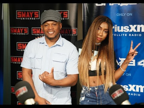 PT 1. Sevyn Streeter Speaks on Dealing with Depression on Sway in the Morning