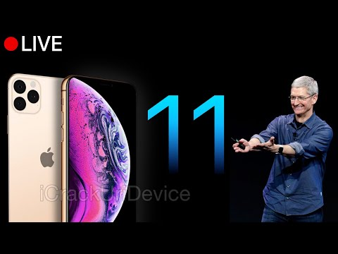 Apple iPhone 11 Event - LIVE September 2019 Keynote!