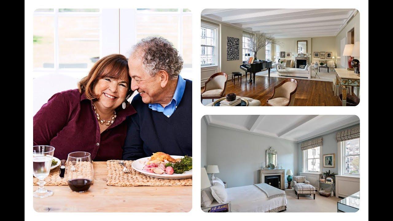Tour Ina Garten S New York City Apartment Hd