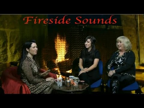 Fireside Sounds Programme with Marian Shanley