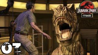 JURASSIC PARK : THE GAME - Combat Dans Le Hall - royleviking [FR HD PC]