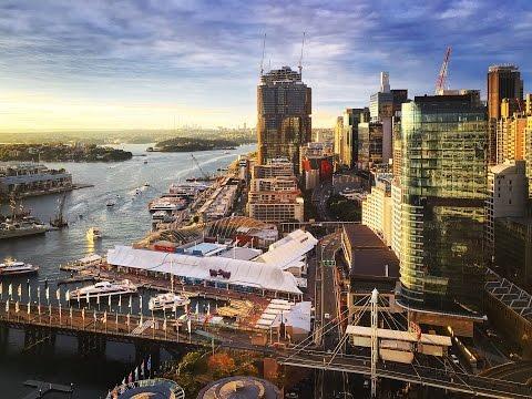 Building Icons: Episode 5, One Wharf Lane, Sydney