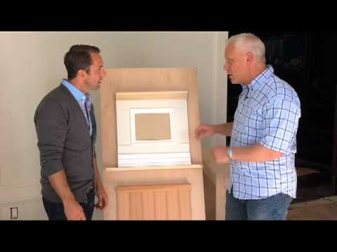 Wood molding and wall panelling DIY tips from Nucasa