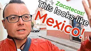 🇲🇽 ZACATECAS, MEXICO | MEZCAL at the FAMOUS LAS QUINCE LETRAS | What is MEXICO'S IDENTITY?