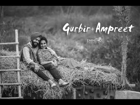 Prewedding I Gurbir + Ampreet I Eminence Photography